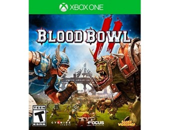 70% off Blood Bowl 2 for Xbox One