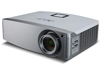 $500 off Acer H9500BD 1080P 3D Home Theater Projector