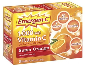 37% off Emergen-C Alacer Orange