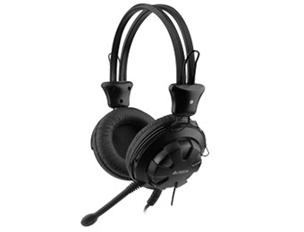 50% off A4-Tech HS-28 ComfortFit Stereo Headset