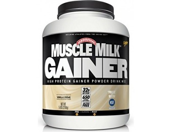 55% off Cytosport Muscle Milk Gainer Supplement, 5 Pounds