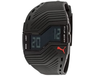 61% off Puma Don't Run Out Of Steam Multi-Function Watch
