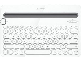 58% off Logitech K480 Bluetooth Multi-Device Keyboard