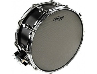 63% off Evans Hybrid Coated Snare Batter Drum Head, 14 Inch