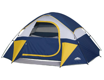 32% off Northwest Territory 3-Person Sierra Dome Tent