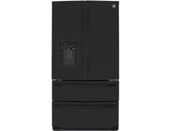 66% off Kenmore 24.7 cu.ft. French-Door Bottom-Freezer Refrigerator