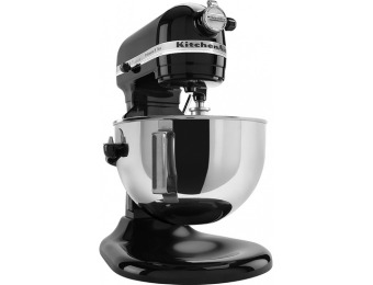 52% off Kitchenaid Pro 5 Plus Series Stand Mixer - Onyx Black