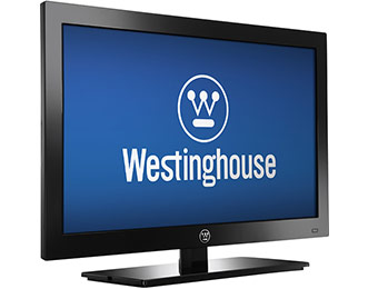 "Extra $30 off Westinghouse LD-2240 22"" 1080p LED HDTV"