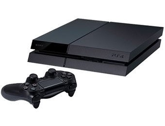 Pre-order the PlayStation 4 (PS4) direct from Sony