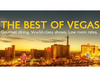 Up to 50% off Best Vegas Deals