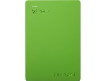 $50 off Seagate 2TB USB 3.0 Hard Drive For Xbox One / Xbox 360