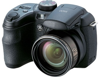 $70 off GE X400 14MP Digital Camera with 15x Optical Zoom