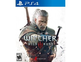 75% off The Witcher: Wild Hunt - Playstation 4