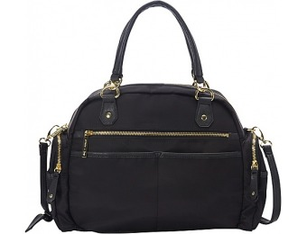 $63 off Olivia + Joy Zip Zap Satchel Handbag