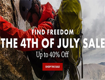 Fourth of July Sale - Up to 40% off Backcountry.com