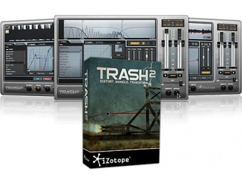 $220 off Izotope Trash 2