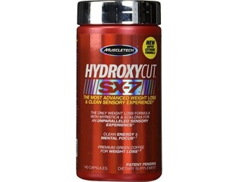 $65 off Hydroxycut SX-7 140 Capsules