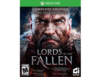67% off Lords Of The Fallen Complete Edition Xbox One