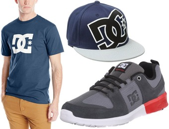 Up to 60% off DC Shoes & Clothing - Men, Women, Kids - 48 items