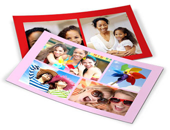 "Free 8""x10"" Collage Print with Walgreens coupon code: 8X10GH"