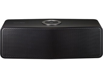 50% off LG Music Flow H4 Portable Wireless Speaker - Black