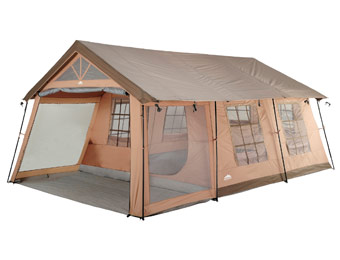 $90 off Northwest Territory Front Porch 10-Person Tent, 18' x 12'