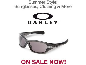 Up to 70% off Oakley Sunglasses, Clothing & More