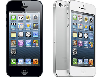 Apple iPhone 5 32GB (Sprint) for $199.99 with 2 year contract