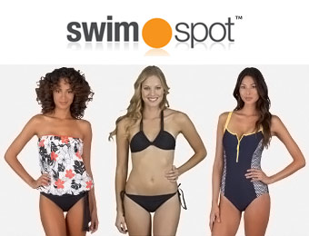 30% off regular priced swimsuits with coupon code: SUNFUN