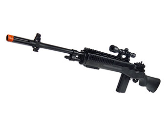 72% off Tactical OPS ZX-1942 Airsoft M14 Sniper Rifle
