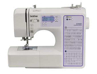 $100 off Brother SC9500 Computerized Sewing Machine