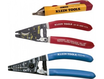 55% off Klein Tools Tool Sets Cut Strip and Test Kit M2O39550KIT