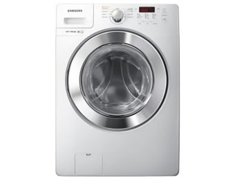 $300 off Samsung High Efficiency Front Load Washer with Steam
