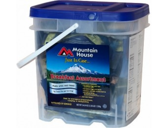 42% off Mountain House Just In Case... Breakfast Assortment