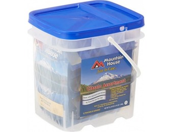 44% off Mountain House, Just In Case... Classic Bucket