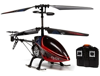 64% off Vice Flying 3.5CH IR RC Helicopter ZX-W66136