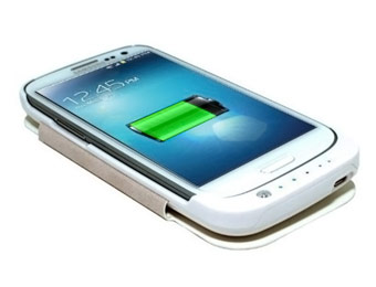 67% off Samsung Galaxy S4 Rechargeable Battery Case