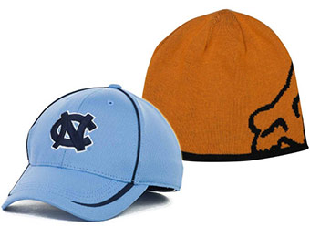 $5 Hats - 75% off in the Lids Winter Clearance