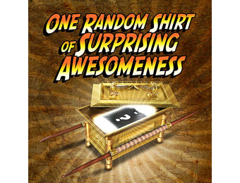 One Random Shirt of Surprising Awesomeness from ThinkGeek