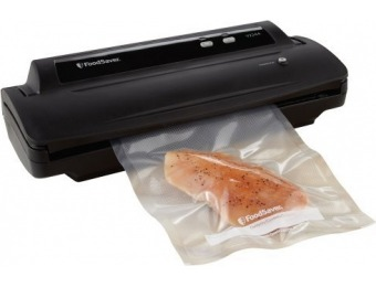 44% off FoodSaver V2244 Vacuum Sealing System with Starter Kit