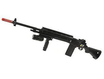 63% off Tactical M14 Airsoft FPS-225 Sniper Rifle