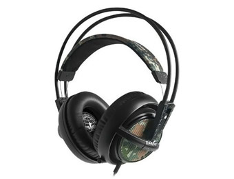 $92 off SteelSeries Siberia V2 Gaming Headset w/ Microphone