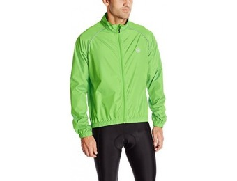 59% off Canari Men's Microlyte Shell Jacket, Exto Green