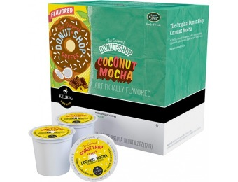 33% off Coffee People Donut Shop Coconut Mocha K-cups (18-pack)