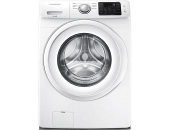 $300 off Samsung 4.2-cu ft HE Front-Load Washer WF42H5000AW