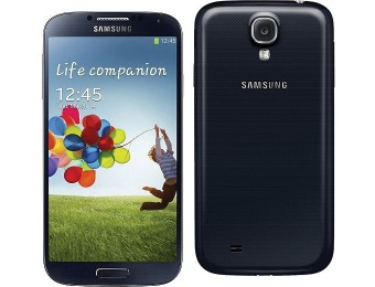 $282 off Samsung Galaxy S4 I9500 16GB Unlocked Cell Phone