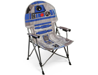 20% off Officially Licensed Star Wars R2-D2 Folding Beach Chair