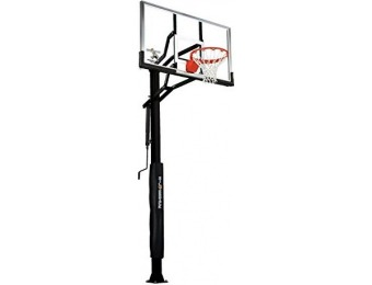 "$400 off Silverback 60"" In-Ground Basketball System"