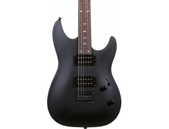 70% off Rogue Rel200 Stop-Tail Electric Guitar, Black Satin