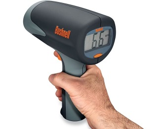 $63 off Bushnell Velocity Radar Speed Gun